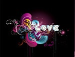 Link toTrend love theme vector