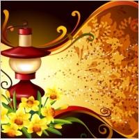 Link toTrend of floral patterns vector 1