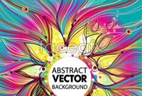 Link toTrend of peacock feather vector background ii