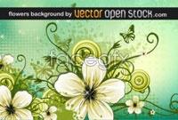 Link toTrend vector flower illustration