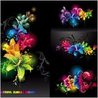 Link toTrend vector flowers