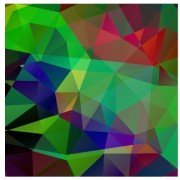 Link toTriangle geometric elements vector background free