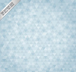 Link toTriangle plaid background vector
