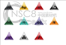 Link toTriangle software icons