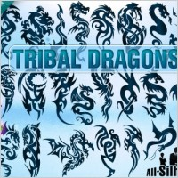 Link toTribal dragons