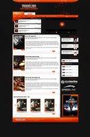Link toTriskelion web layout