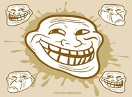Link toTroll graphics vector free