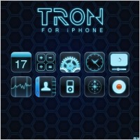Link toTron for iphone icons pack