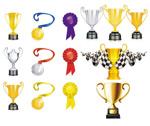 Link toTrophies medals medals