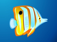 Link toTropical fish vector free