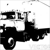 Link toTruck vector