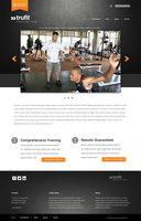 Link toTrufit premium gym theme website layout