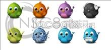 Link toTwitter bird icons