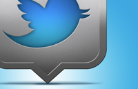 Link toTwitter for mac icon psd