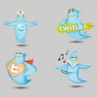 Link toTwitter icon ai and png formats
