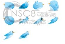 Link toTwitter logo desktop icons