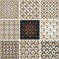 Link toTwobedroom row pattern 01 vector