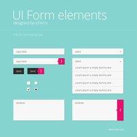 Link toUi form elements