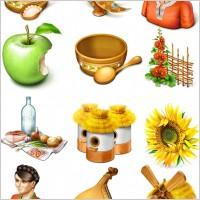 Link toUkrainian motifs icons icons pack