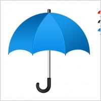 Link toUmbrella icon psd