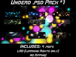 Link toUndead .psd pack 1
