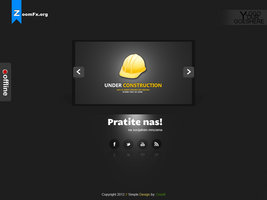 Link toUnder construction free psd