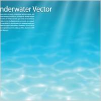 Link toUnderwater background vector