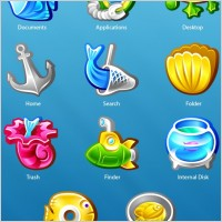 Link toUnderwater icons icons pack