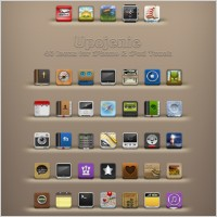 Link toUpojenie icons pack