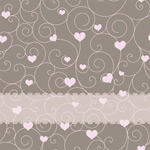 Link toValentine background vector