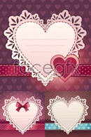 Link toValentine's day dream card vector