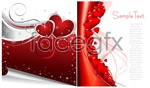 Link toValentine's day element vector