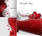 Link toValentine's day poster design vector