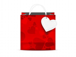 Link toValentine's day shopping bag icon