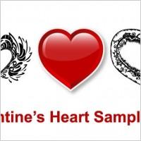 Link toValentine�s heart