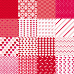 Link toValentine's seamless background vector