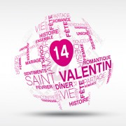 Link toValentines day creative background vector 04