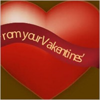 Link toValentines heart free vector