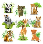 Link toVariety of animal vector