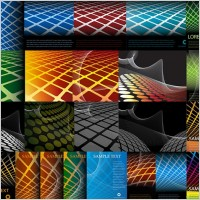 Link toVariety of geometric vector background