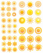 Link toVariety of patterns of the sun