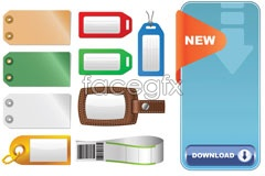 Link toVariety of simple practical tag vector