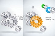 Link toVariety of sophisticated gear vector