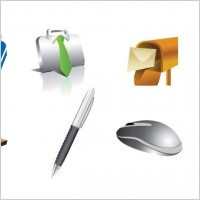 Link toVarious item icon set