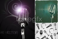 Link toVarious microphone vector design