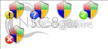 Link toVarious model security shield icon