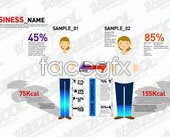 Link toVarious types of charts vector -17