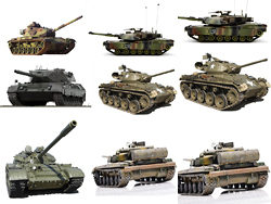 Link toVarious types of tank-military hd pictures