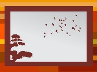 Link toVector autumn background free