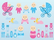 Link toVector baby graphics free